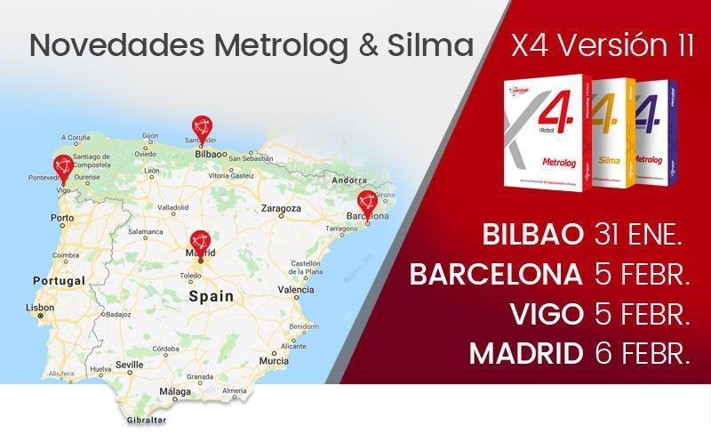 Lanzamiento Metrolog-Silma X4 V11