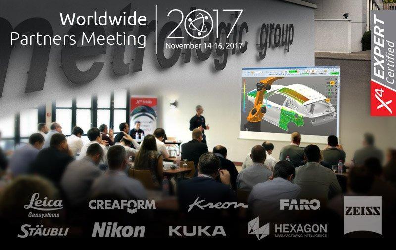 Metrologic Worldwide Partners Meeting 2017