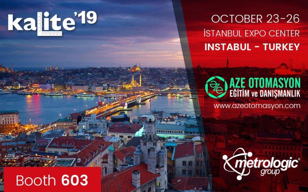 Kalite Fair in Istanbul