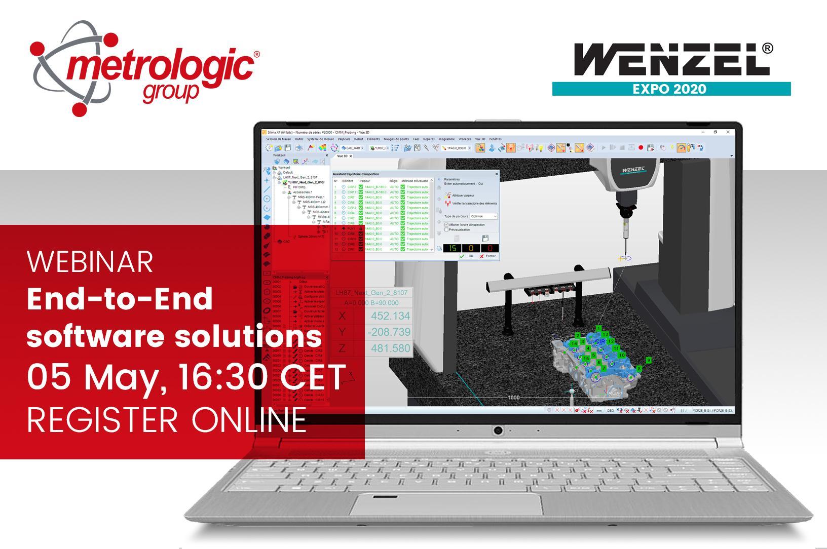 Join our WebinarduringWENZEL virtual fair 1