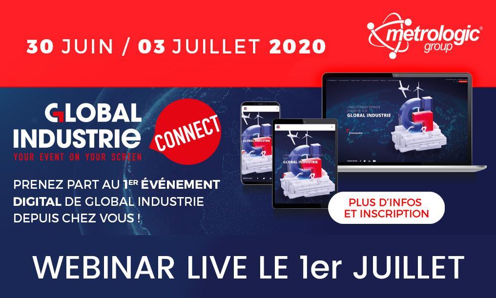 ES- GLOBAL INDUSTRIECONNECT 30 juin - 03 juillet 1