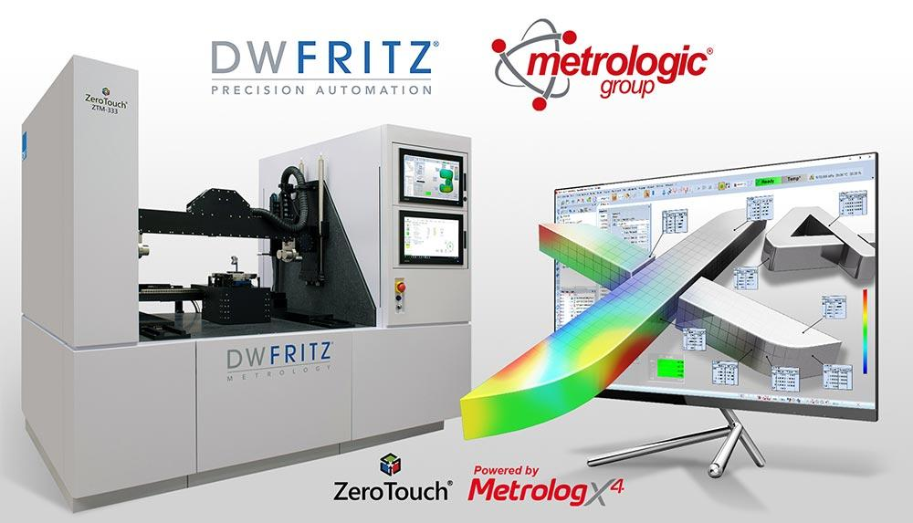 Metrologic Group & DWFritz Announce Commercial and Technical Agreement 1